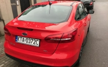 Разборка Ford Focus 2.0і седан — запчасти Форд Фокус 3 МК3 2017